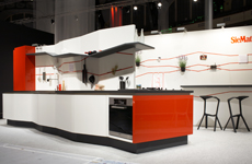 SieMatic, Show-Küche, The Design Annual 2007, MultiMatic, Design: speziell