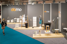 Studio Domo, Ambiente 2014, Frankfurt, Germany, Booth Design by speziell
